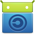 "Das F-Droid Logo wurde erstellt von William Theaker und ist dual-lizenziert unter ""CC-BY-SA 3.0 Unported"" (https://creativecommons.org/licenses/by-sa/3.0/) or ""GPLv2+""."