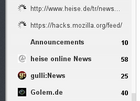 ownCloud – News App (Beta) angetestet