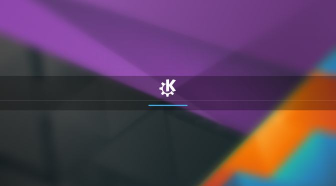 Temporary fix for very long login into KDE Plasma 5