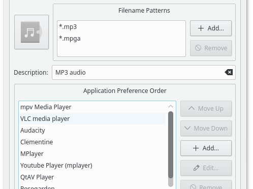 """Fix for Dolphin in KDE/Plasma when it doesn't save """"Filetype options"""""""